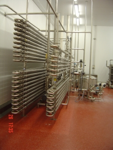 Triple Tube Pasteurizer (50)